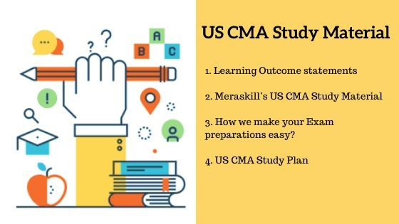 US CMA Study Material